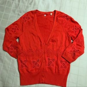 Anthro's Knitted & Knotted Sweater
